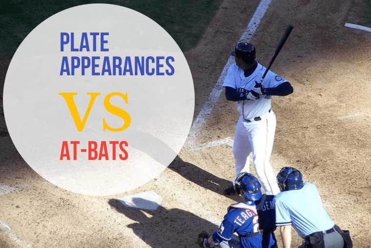 how to calculate plate appearances