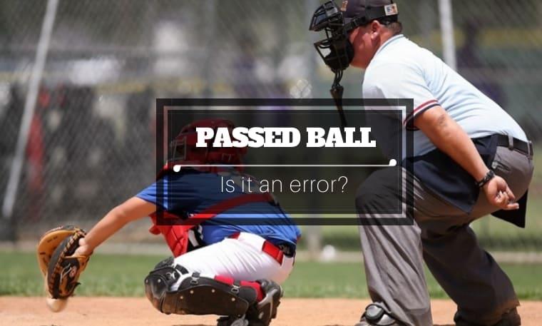 passed ball third strike