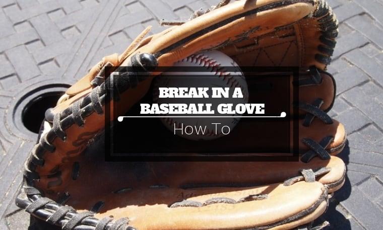 microwave baseball glove
