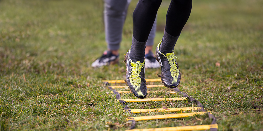 baseball agility ladder drills