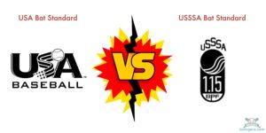 USA Bats Vs USSSA Bats: Differences Between Them