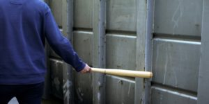 Baseball Bat As a Weapon