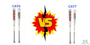 Differences Between Marucci Cat 6 vs Cat 7 Baseball Bats